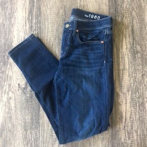 Gap Legging Jeans! Size 8! Very Gently Used!
